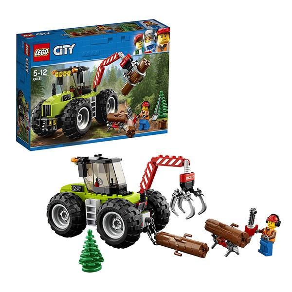 4207 Lego city Pilsētas auto garāža