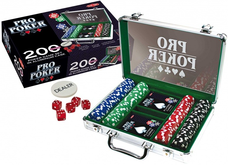 Tactic POKER Case 200, 03090