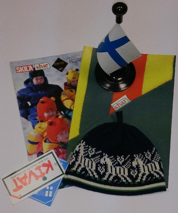 (Ir Uz Vietas) Bērnu cepure KIVAT 250 (no 1 līdz 3 gad.)