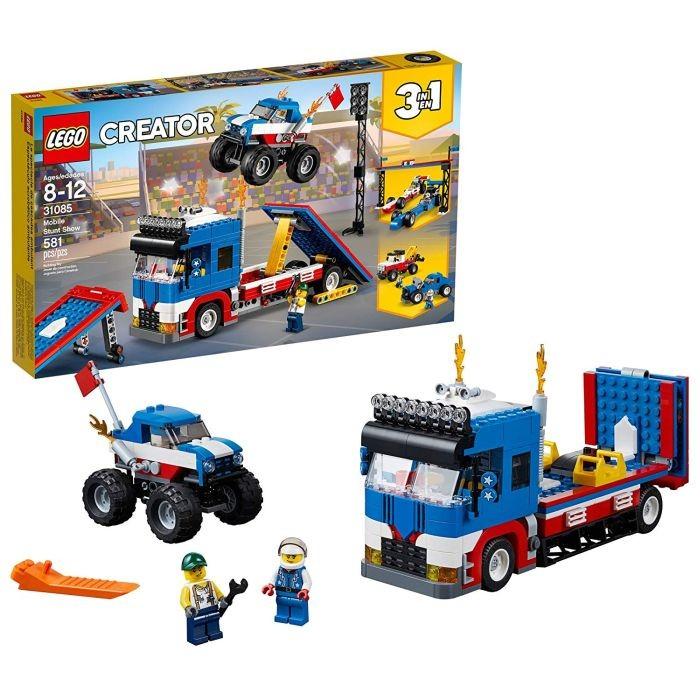 31083 LEGO® Creator Piedzīvojumi kruīzā, no 9 līdz 14 gadiem NEW 2018!