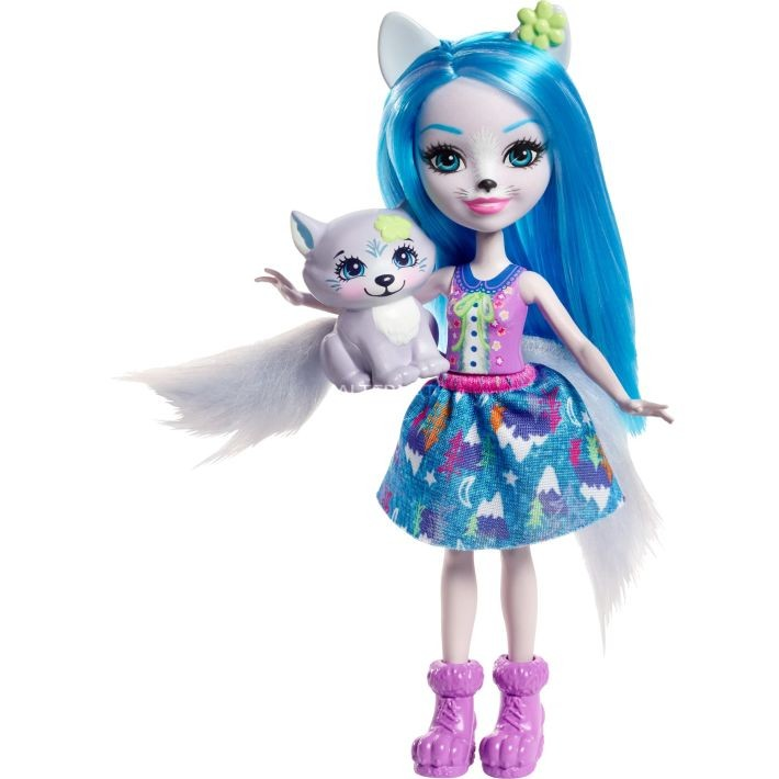 BDK32 / BDK31 Disney Frozen Royal Color Change Anna Doll