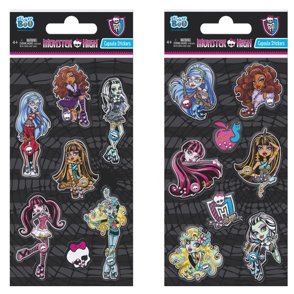 BDD96 / BDD94 Monster High Secret Creepers: Neptuna