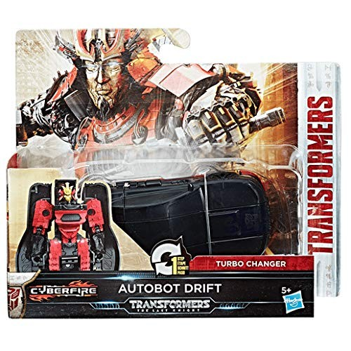 C0934 Hasbro Transformers: The Last Knight Mega 1-Step Turbo Changer Dragonstorm