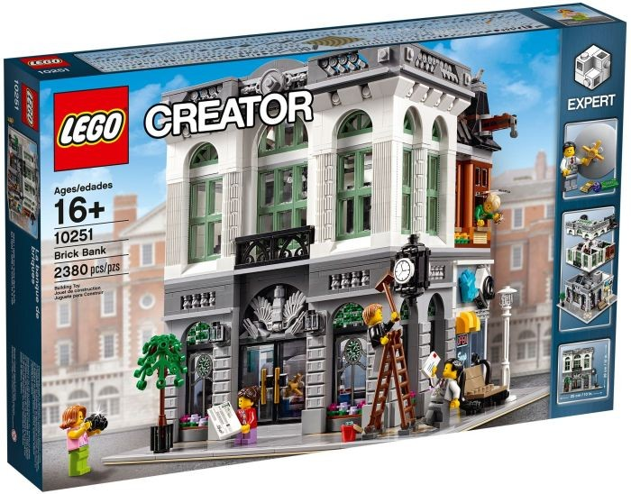 10253 Lego Exclusive Big Ben