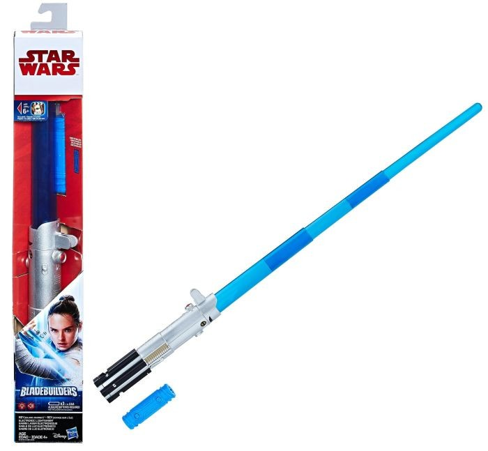 E1949 / C1568 Star Wars: The Last Jedi Rey (Jedi Training) Electronic Lightsaber