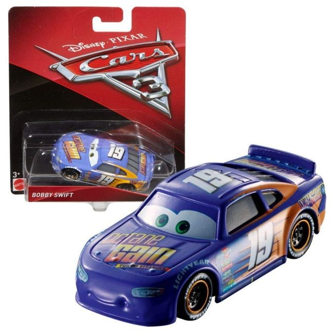 Cars FDD58 Cars 3 Lights and Sounds Fabulous Lightning McQueen Vehicle