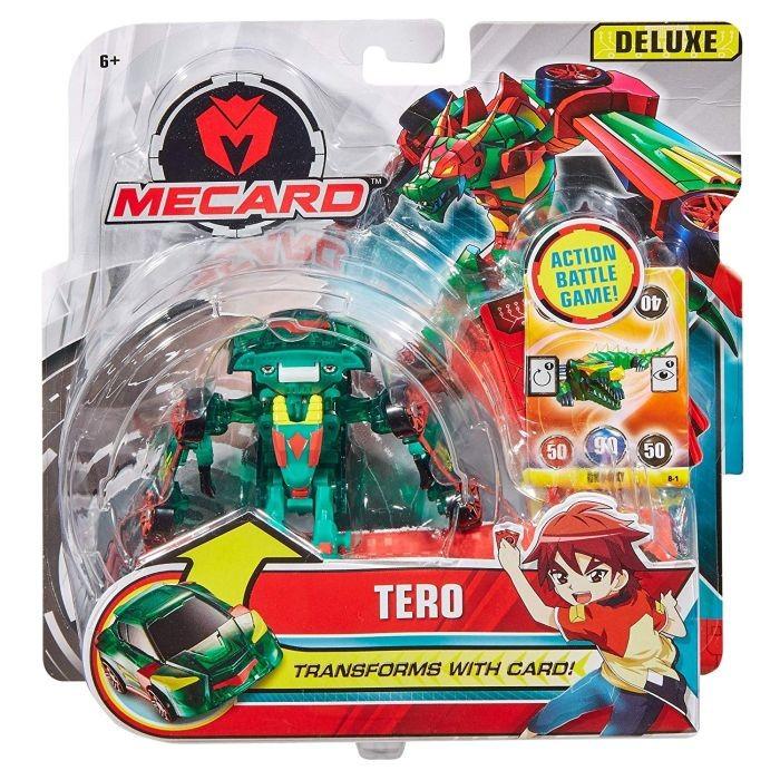 GBP75 / FXP21 Mecard™ Mecard Octa Deluxe Mecardimal Figure
