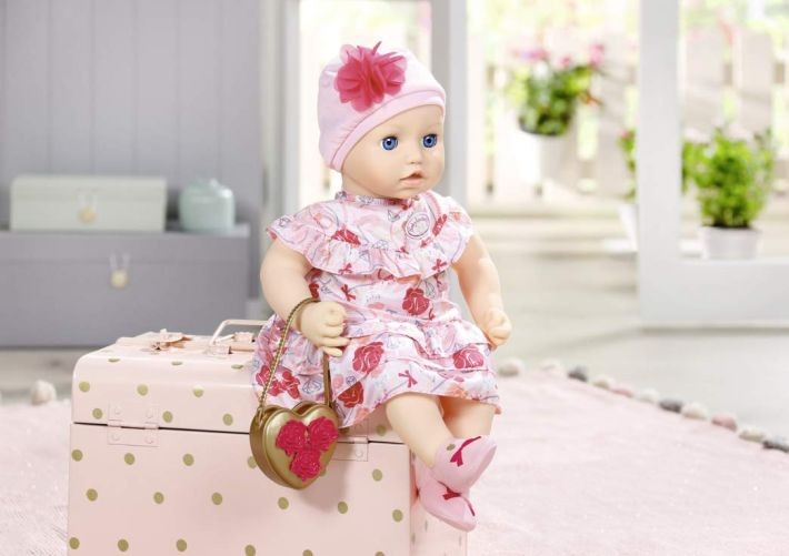 794999  Baby Annabell ZAPF CREATION  Doll NEW 2019 Interaktīva lelle-mazulis, 43 cm