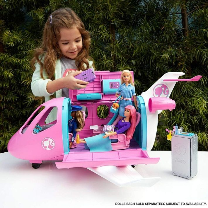 Barbie GDG76 Dreamplane Playset with Accessories