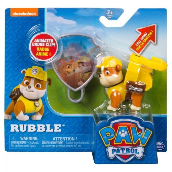 Komplekts PAW PATROL Rescue Training Center 6024277