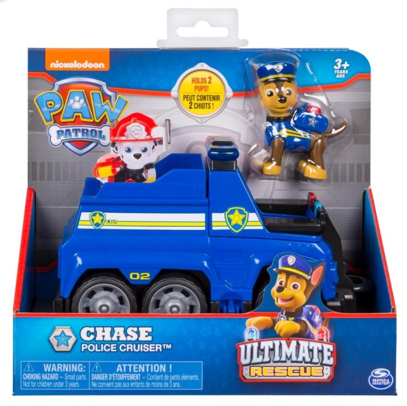 6022631 Spin Master Paw Patrol Racers ROCKY