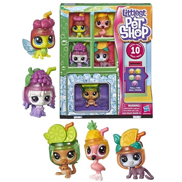C1159 Hasbro Littlest Pet Shop Kruīza kuģis