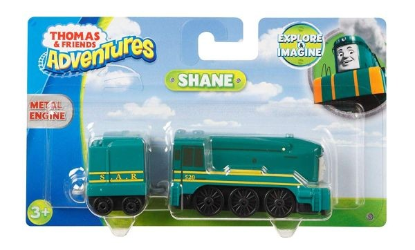 GDJ55/GCK54 Fisher-Price Thomas & Friends Adventures, Large Push Along Henry