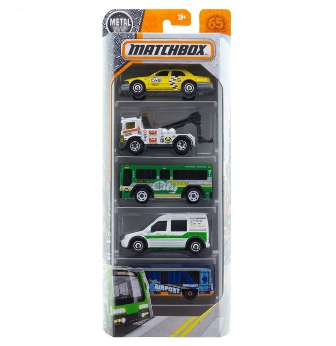 DYT86 Hot Wheels Speedtropolis Playset