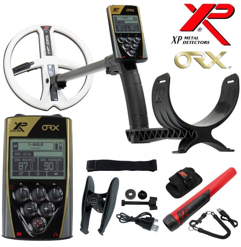 Металлоискатель XP ORX c HF катушкой 22 см (ORX22) + Лопата в подарок!!!