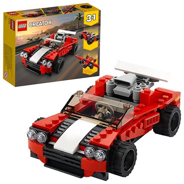 Lego Creator 5767 Cool Cruiser Car