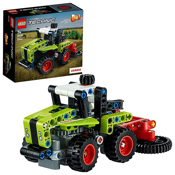 42109 LEGO® Technic Ar lietotni vadāma Top Gear rallija automašīna, no 9+ gadiem NEW 2020!