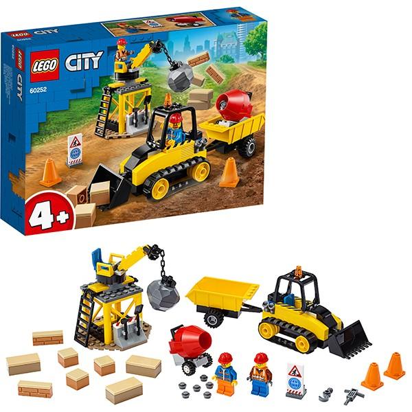 60036 LEGO City Arktiskā bāzes nometne, no 6 līdz 12 gadiem NEW