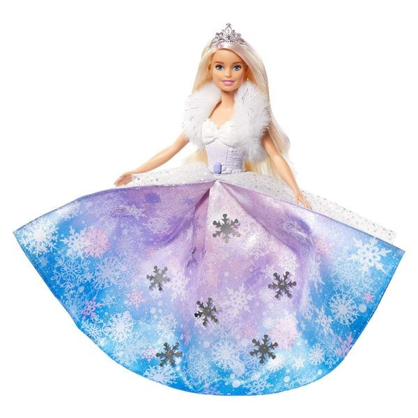GKH26 Mattel Barbie Dreamtopia Fashion Reveal Princess Doll