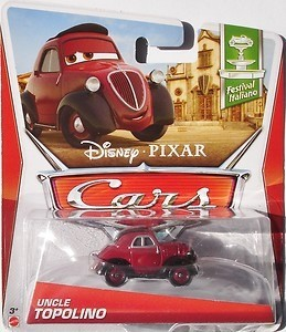 GNW06 Disney Pixar Cars: Rusteze Double Circuit Speedway