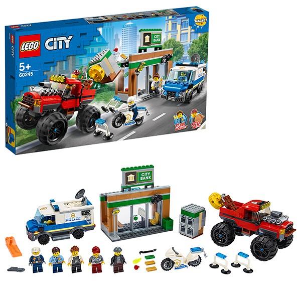 60141 LEGO City Policijas iecirknis no 6 līdz 12 gadi  ( 10701.10699.10714