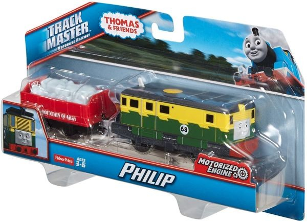 DGK89 Thomas & Friends Take-n-Play Jungle Quest Set