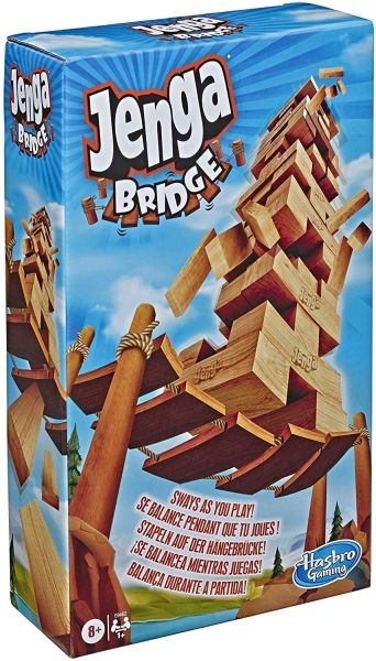 E9462 Hasbro JENGA BRIDGE