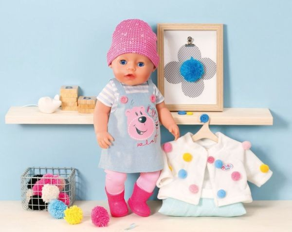 827307 BABY born Sister Styling Creative Head