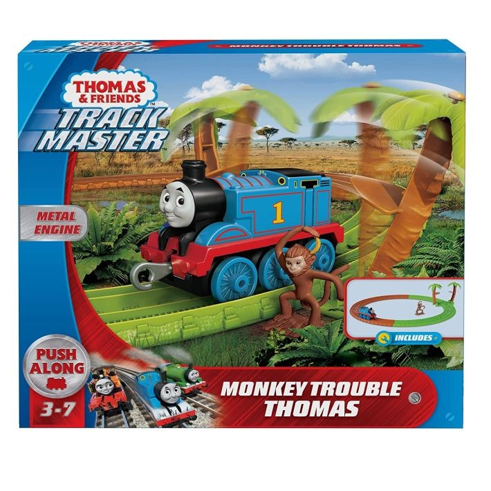 FBK08 Thomas and Friends - Scrapyard Escape Set - Trackmaster Revolution Mattel