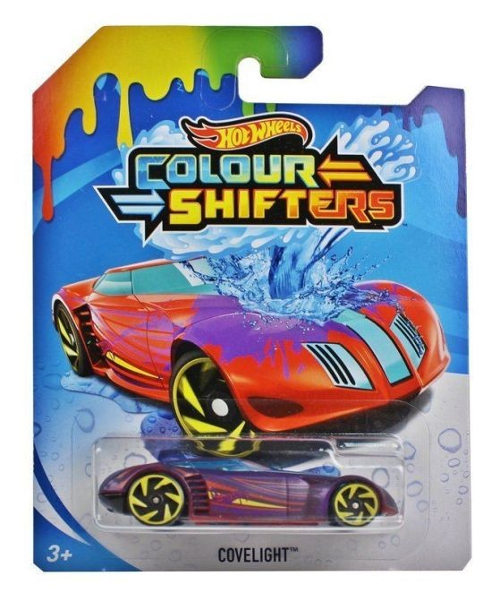 BHR55 / BHR15 HOT WHEELS BASSLINE CITY COLOR SHIFTERS SERIES MATTEL