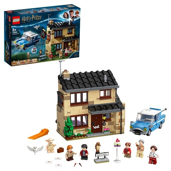 75945 LEGO® Harry Potter Экспекто Патронум!, c 7+ лет NEW 2019!