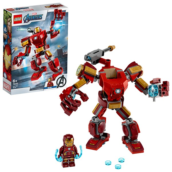 76114 LEGO® Super Heroes Вездеход Человека-Паука, с 7+ лет NEW 2019!