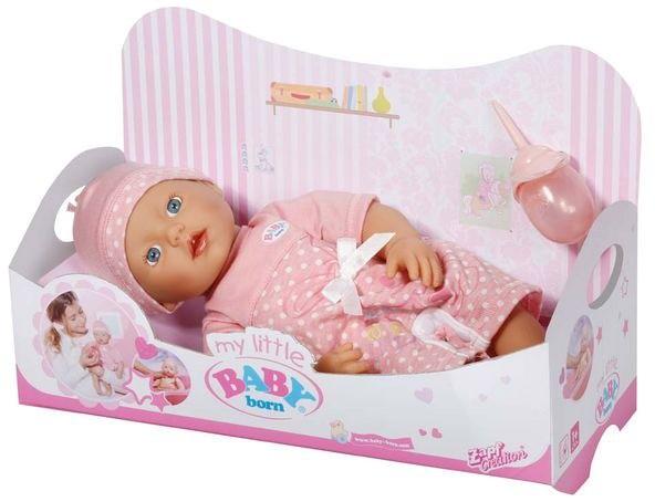 (Ir Uz Vietas) My Little Baby Born Lelle-mazule, 32 cm 818749