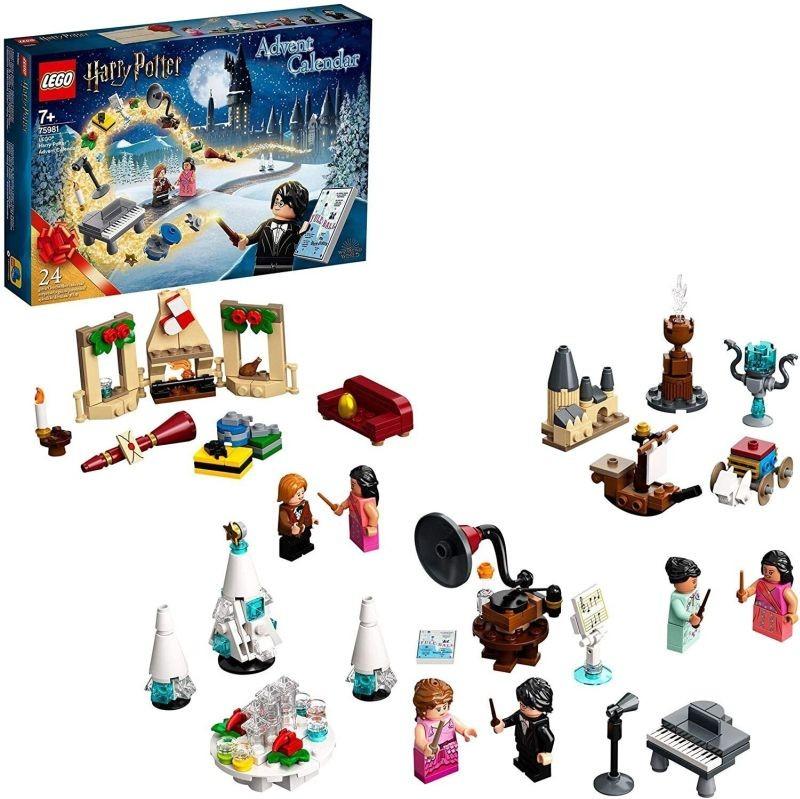60201 LEGO® City Adventes kalendārs, no 5 līdz 12 gadiem Jaunums