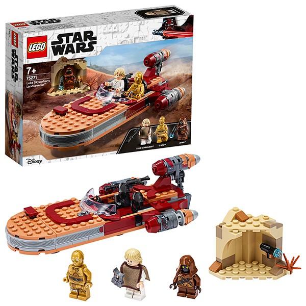 75250 LEGO® Star Wars Pasaana ātrgaitas pakaļdzīšanās, no 8+ gadiem NEW 2019!