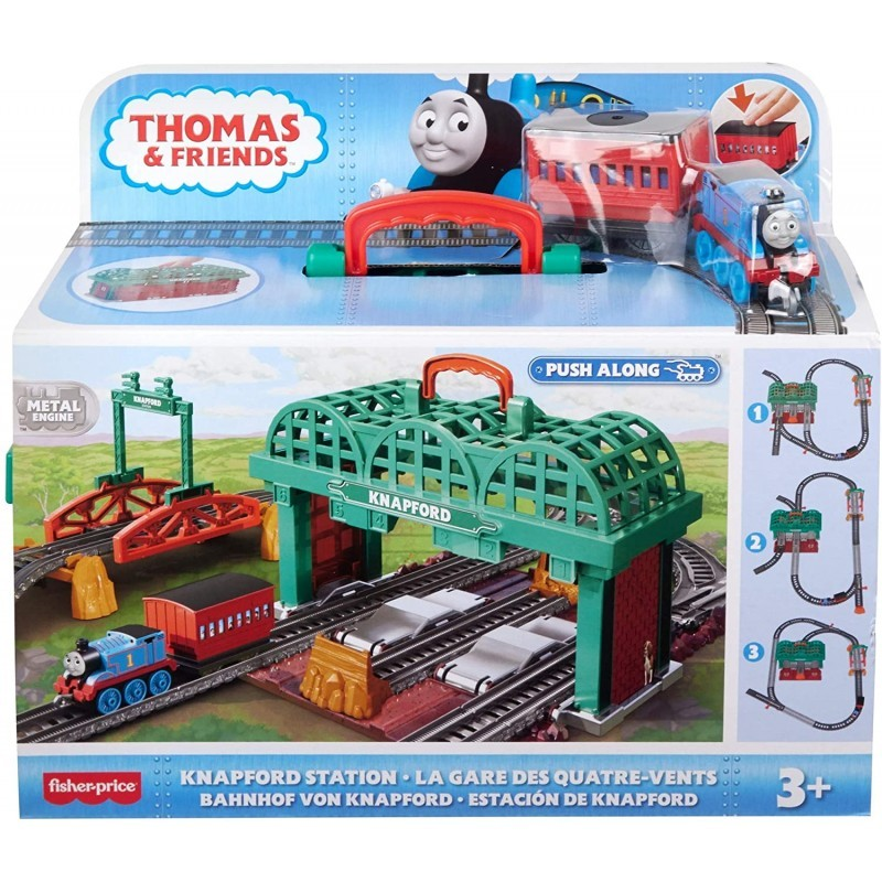 FBK08 Fisher Price Thomas & Friends TrackMaster Cable Bridge set