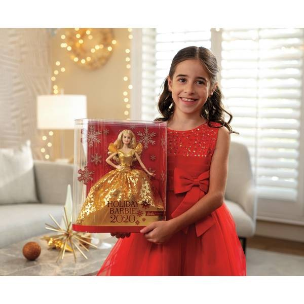 GLY30 Кукла Barbie Exclusive коллекция Star Wars™ C-3PO x Barbie®Doll