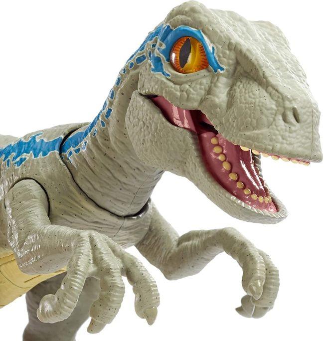 GCR46 / FPF11 Jurassic World  Attack Pack Velociraptor Delta MATTEL