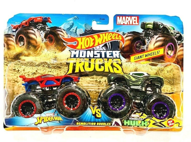 Hot Wheels BGK04 Track Eater Shark Toy Car