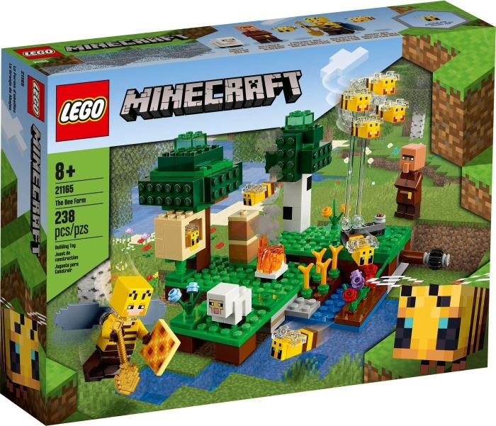 LEGO 21147 Minecraft Приключения в шахтах