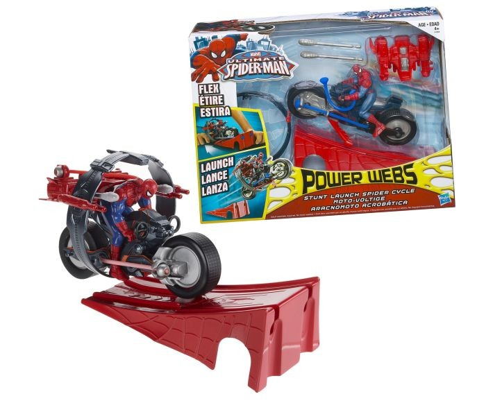 B9700  Marvel Spider-Man Homecoming Web Wing Set Hasbro