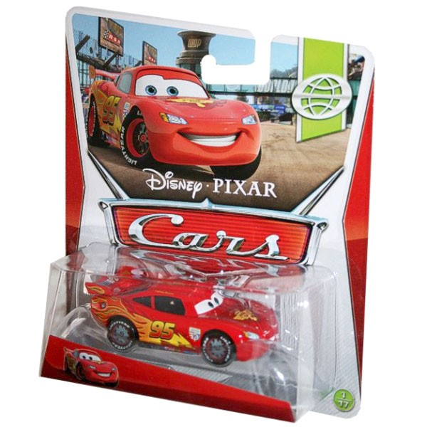 FCW05 / FCW03 Disney Cars 3 Transforming Mater Playset