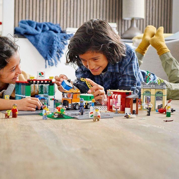 60097 LEGO City Городская площадь, c 6 до 12 лет NEW 2015!
