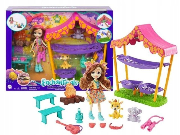 FRH50 Enchantimals™ Danessa Deer House