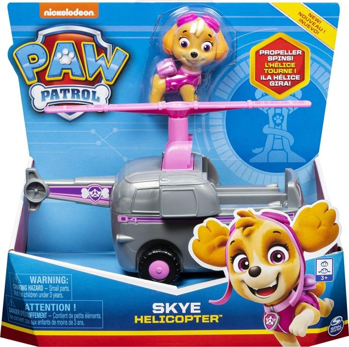 6052310 PAW Patrol Tracker's Jungle Cruiser Vehicle with Collectible Figure TRACKER SPIN MASTER