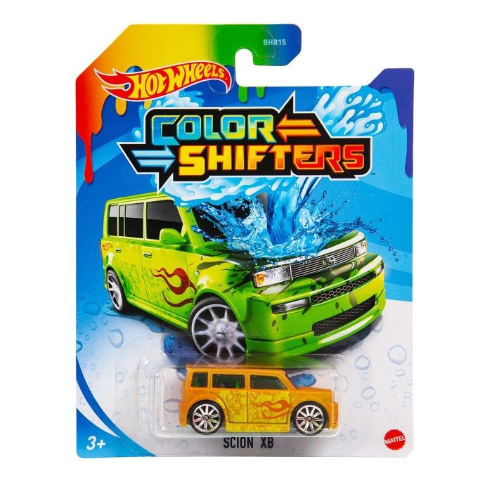 DNN12 / BHR15 Hot Wheels®Color Shifters®Purple Passion®Vehicle