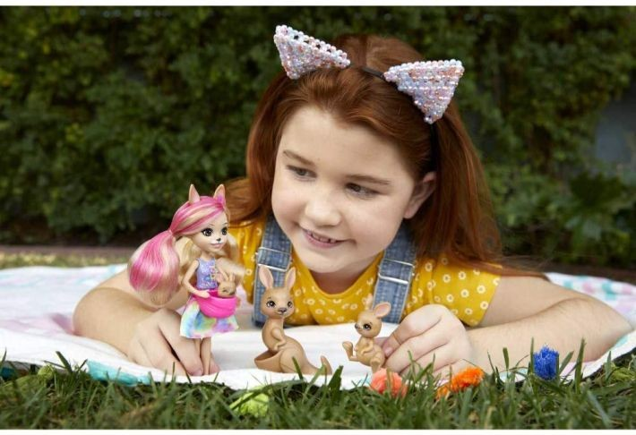 GML77 / GML75 Barbie Princess Adventure Doll ~30 cm Barbija princese
