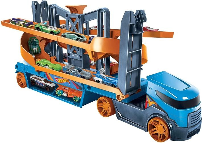 GJM76 Hot WheelS Himmelscrash Turm 83CM Падение с башни