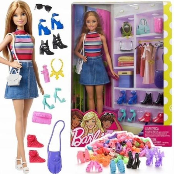 Barbie GTR93 Color Reveal Shimmer Doll Assortment