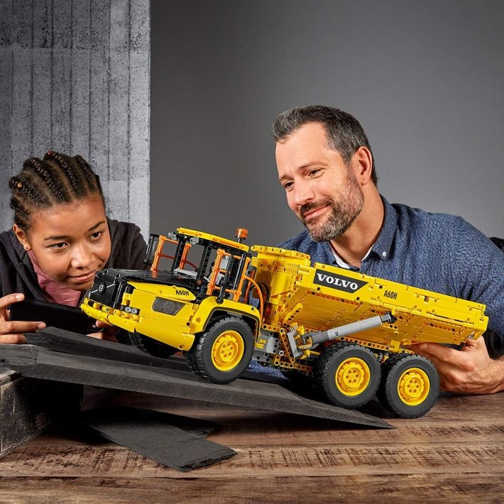 42070 LEGO® Technic Эвакуатор-внедорожник 6x6, с 11 до 16 лет NEW 2017!